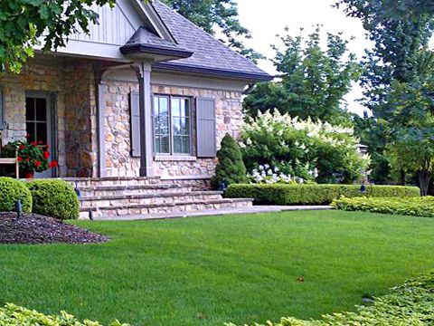 Landscape maintenance by SereneScapes -  Residential & Commercial